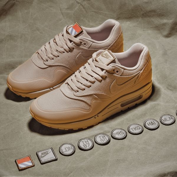 Nike Air Max 1 V SP 'Patch' Sand | END.
