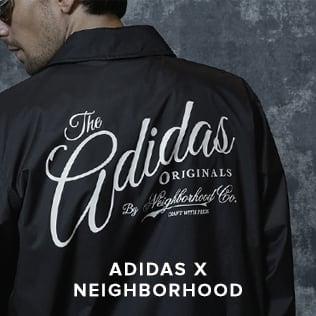 Adidas x NBHD
