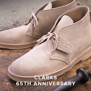 Clarks 65th Anniversary