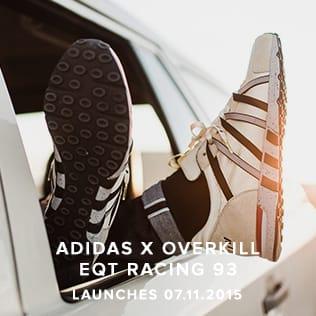 Adidas x Overkill
